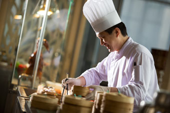 Feast On Our Authentic Dim Sum Buffet at Tian Jing Lou